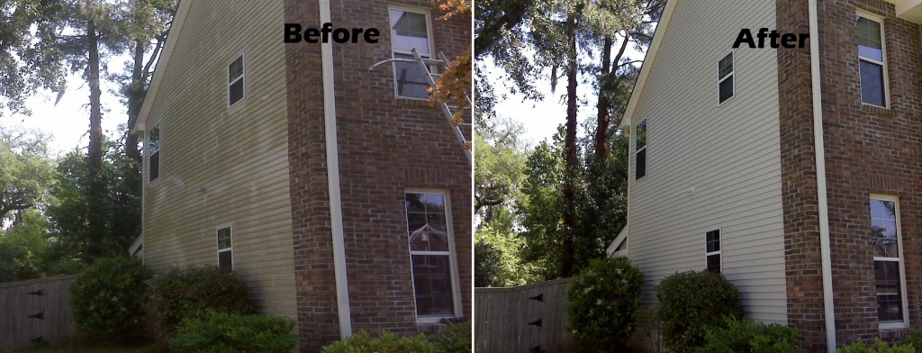 Power Washing, Charleston, West Ashley, SC, South Carolina, Company, Companies, Exterior, House, Home, Clean, Cleaner, Cleaning, Pressure, Power, Wash, Washers, Washer