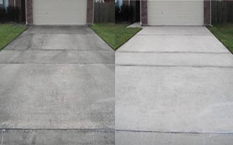 Driveway Cleaning L Concrete Cleaning Pressure Washing L
